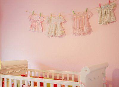 Sweet Vintage Baby Nursery - Design Dazzle