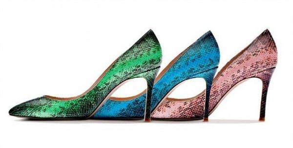 Collezione di scarpe Miu Miu estate 2012
