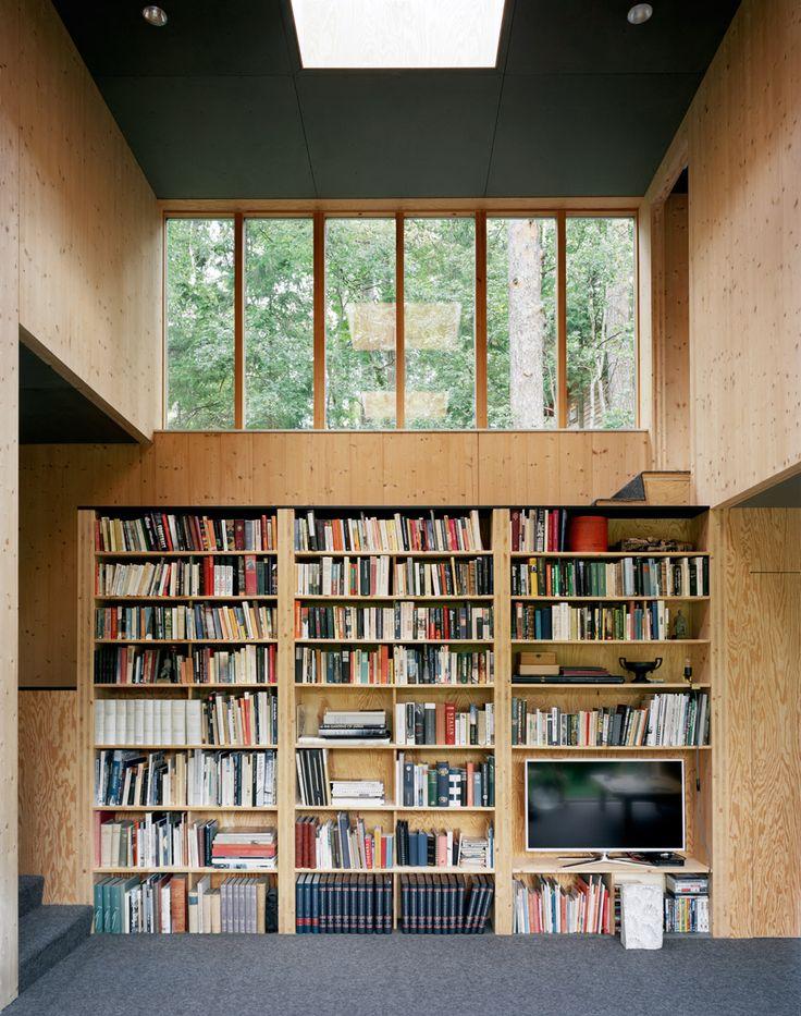 Villa Eder Hederus — Kod Arkitekter & General Architecture