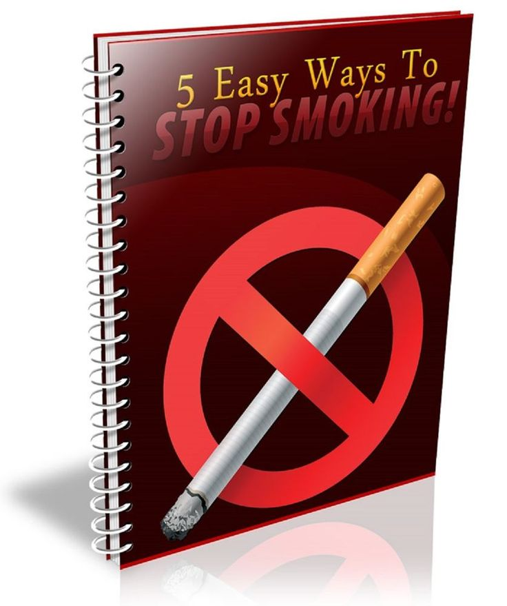 ' 5 Easy Ways to Stop Smoking'    book---CD