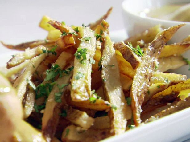 Garlic Fries | Recipe