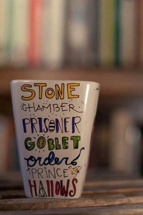 5- Harry Potter forever!