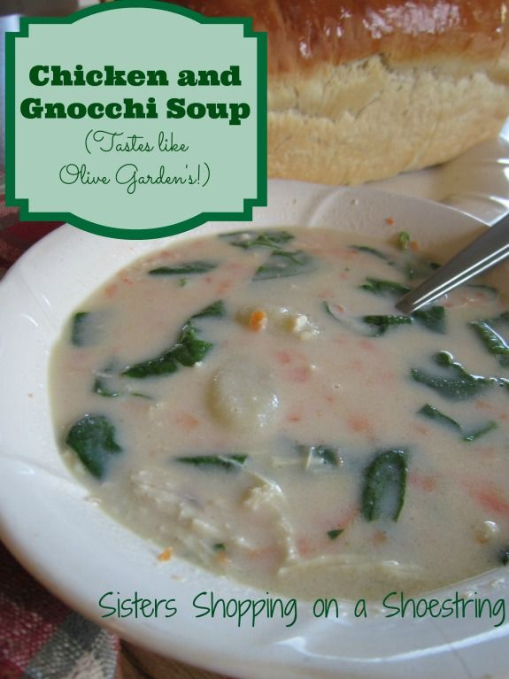 63 Best Images About Soup Bowl On Pinterest Chicken Gnocchi Soup White Chicken Chili And Soups