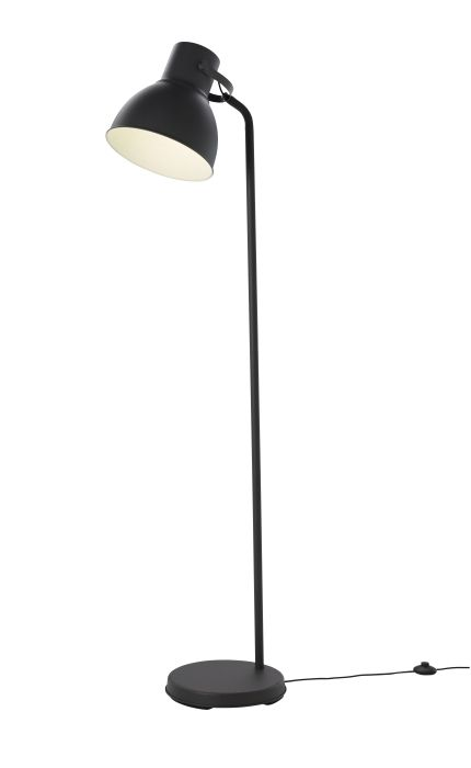 HEKTAR floor lamp #IKEA #PinToWin I want to paint this a bright color!!