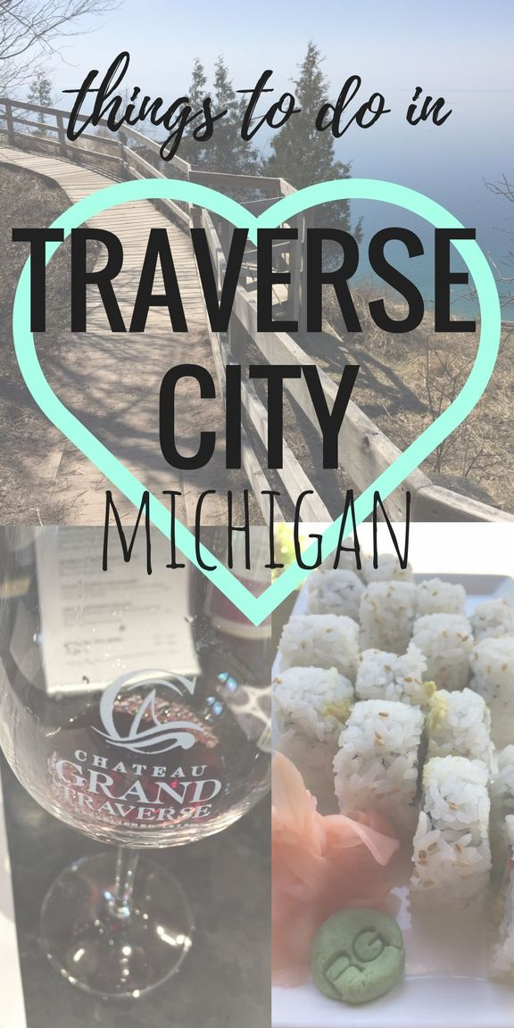 Traverse City is a great weekend destination for all ages during all seasons. Check out these must-do things while in Traverse City to create your weekend itinerary!