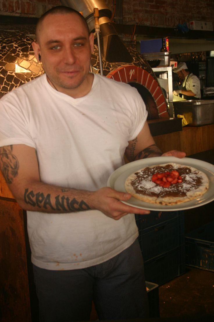 Bij Happy Italy kun je voor een leuke prijs een lekkere ...