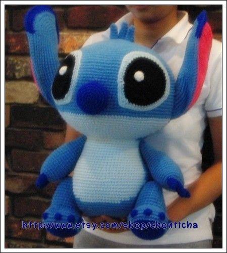 Hey, diesen tollen Etsy-Artikel fand ich bei https://www.etsy.com/de/listing/77064216/stitch-20-inches-pdf-amigurumi-crochet