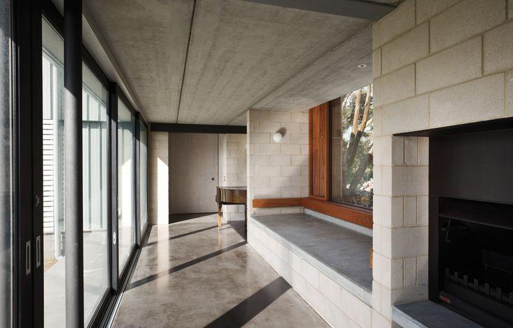 1000 ideas about cinder block walls on pinterest - Interior cinder block wall ideas ...