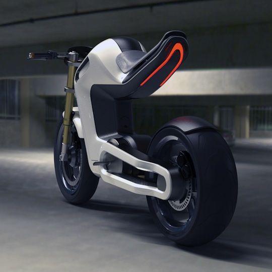 BOLT electric #motorbike #concept