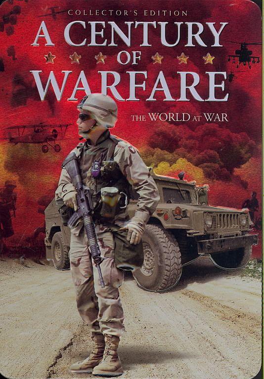A Century Of Warfare: The World At War