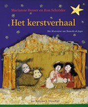 Het kerstverhaal - Marianne Busser & Ron Schröder