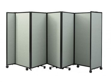 folding portable room dividers - Portable Room Dividers