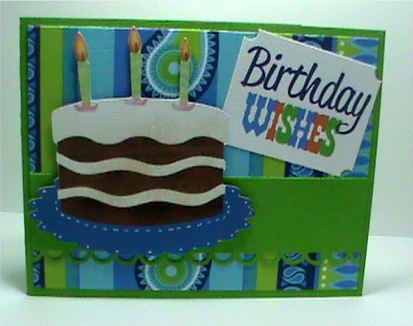 Birthday Cards And Cakes Images
