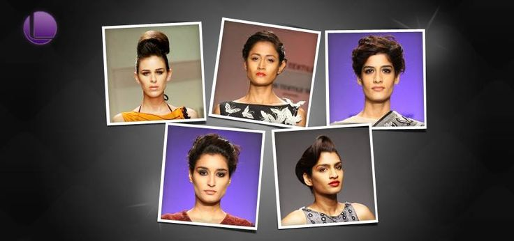 Sculpting - the latest skin trend this season. Sculpted skin spotted at Lakme Fashion Week