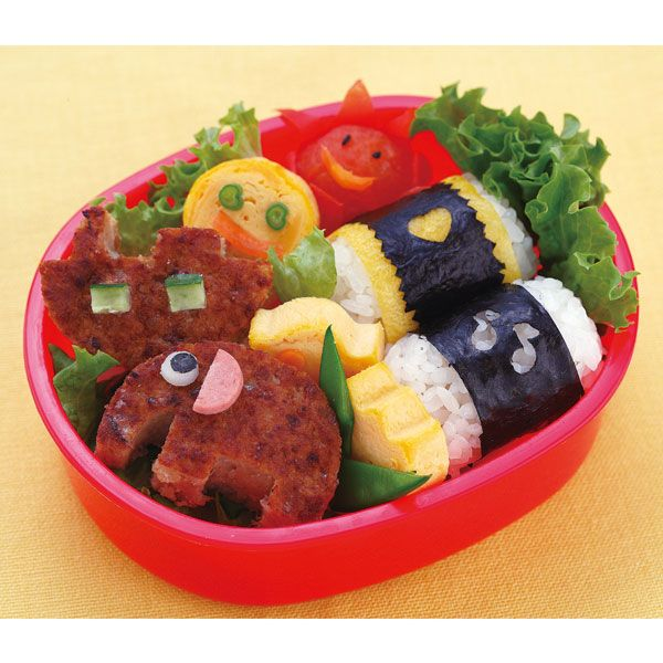 Bento Cutter ( Cetakan Sayuran ) More Details ttp://forbento.com/barang-nobug.php?id=888 Contact Us : Phone/SMS 0852 3179 7181. Happy Bento-ing.. (◦ˆںˆ◦)ノ