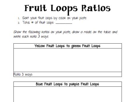 Workbooks » Ratios And Proportional Relationships Worksheets ...
