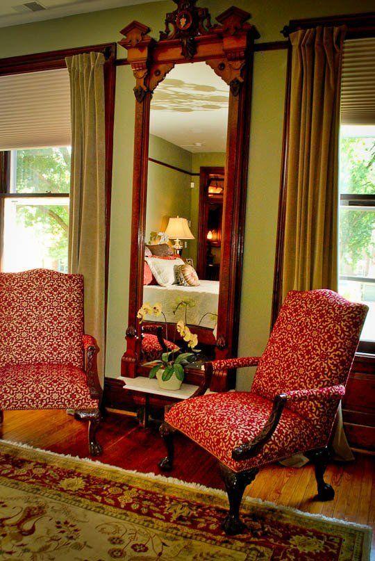 Chris & Tyler's Sense of Stewardship Living room mirrors