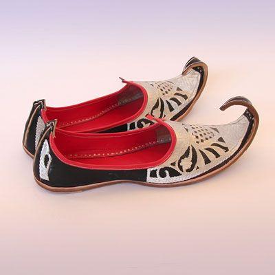 Индийская обувь мужская (маджари)