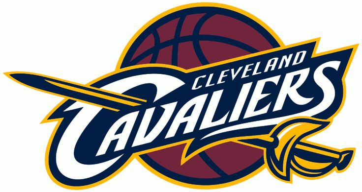 Cleveland Cavaliers Primary Logo (2011) - Previous Cavs logo with darkened colours and brighter yellow