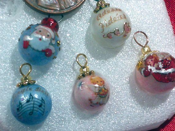 ♡ ♡ ornamentos de navidad por mablesminis