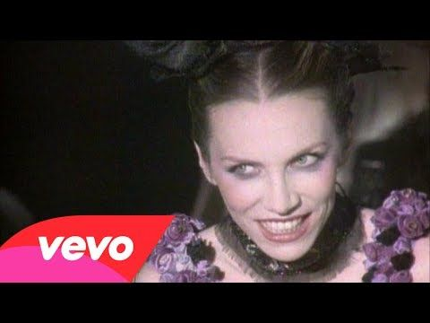 "Annie Lennox - No More ""I Love You's"". ""Nobody ever speaks about the monsters..."" I never tire of this song or this video."