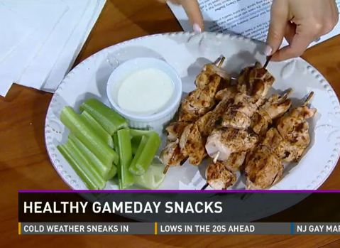 Kare 11 Motivation Monday: Football food that's good, and good for you