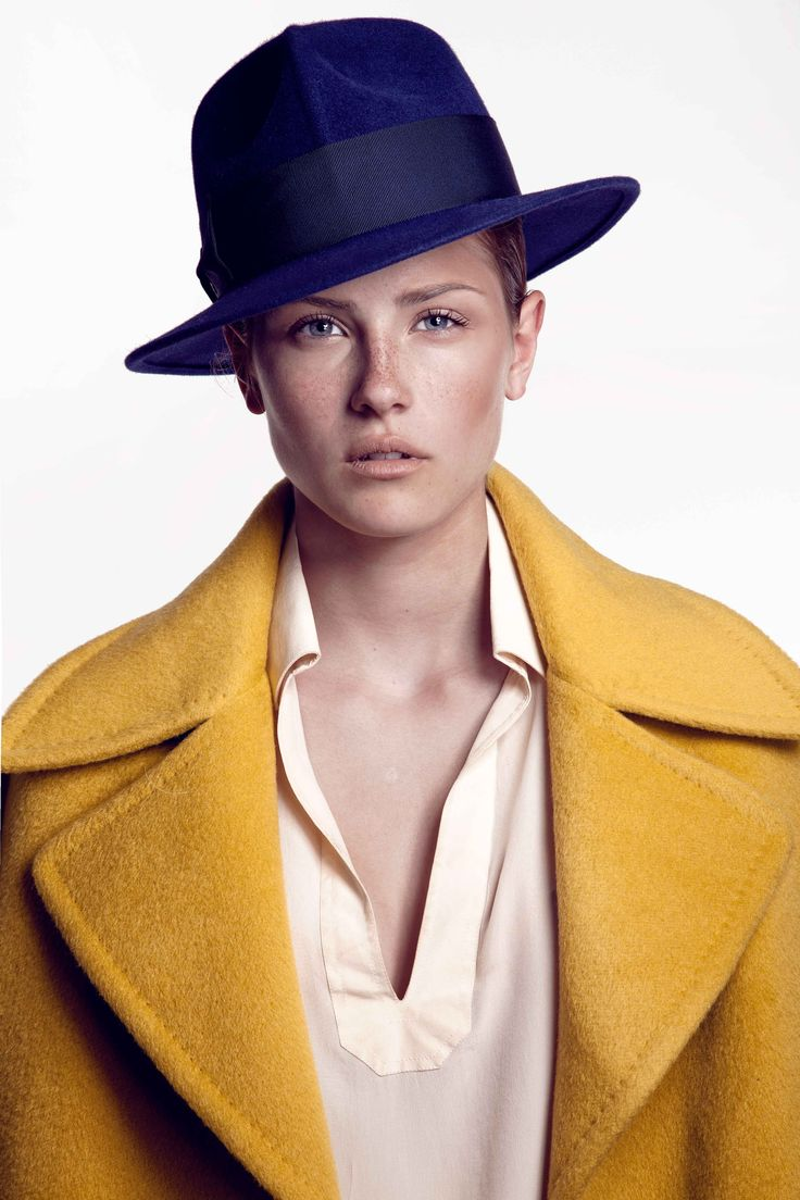 Give your fall / winter outfits a boost with this exclusive PANIZZA 1879 Hat. This Panizza model is designed for women, inspired by travels and designed for explorers of the modern world who are always looking for beauty and elegance. Wear yours with everything from printed dresses to tailored jackets. Worn by many fashion stylists.   AVAILABLE NOW > http://finaest.com/designers/panizza-1879/tasso-felt-blue-hat