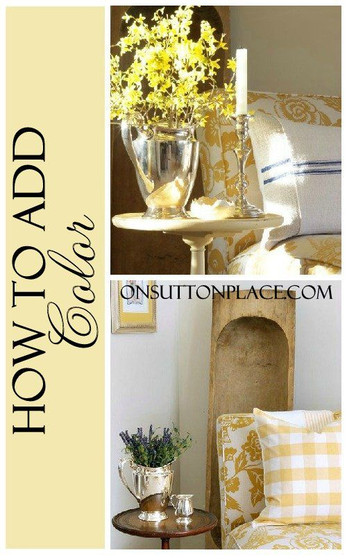 Using Color In A Neutral Room Decorating Tipsinterior