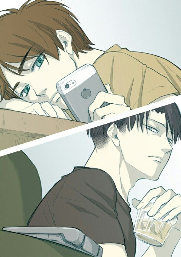 422 best images about eren x levi on pinterest so kawaii