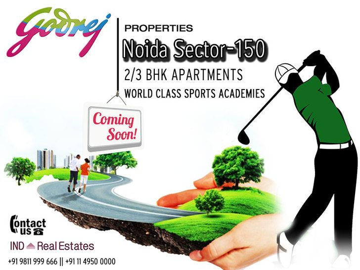 Godrej Properties' New Residential Project