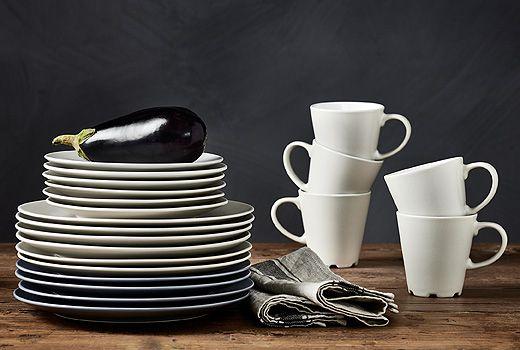 IKEAは食器はさまざまなシリーズが出ており、どれも素敵なものばかりです。そこでIKEAから出ているおしゃれな食器をご紹介します。
