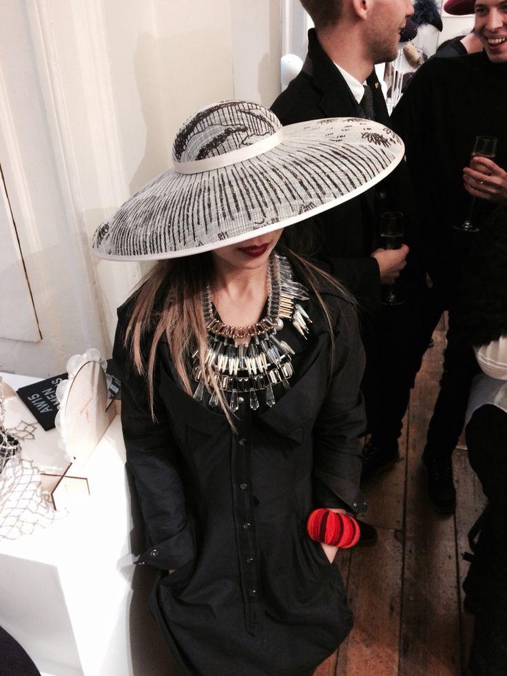 London fashion week Feb
