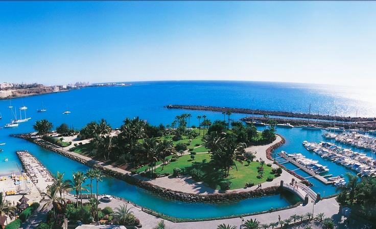 Anfi del Mar Island & Marina Gran Canaria