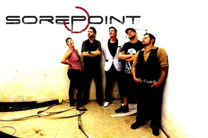 Sorepoint (Metal) http://swissmetalbands.ch/band/sorepoint