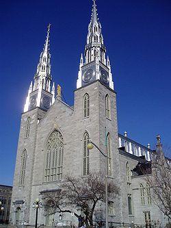 Notre-Dame Cathedral Basilica (Ottawa) - Wikipedia, the free encyclopedia