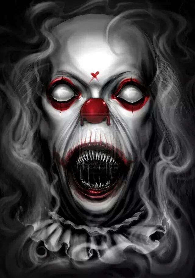 316 best Just Clowning Around!! images on Pinterest | Evil ...
