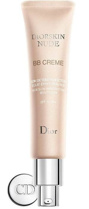 So I don't know why, but my skin got so dry a while ago that it was patchy/flaky/gross, and nothing worked for foundation anymore! Well I let a lady at the dior counter put this on me and I was sold. My skin grossness had been transformed into not only flawless, but glowing perfection! But, it's expensive. If I can't find a good drugstore option I may have to save for it. - Dior BB Nude