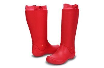 Kup teraz na allegro.pl za 109,00 zł - KALOSZE CROCS RAIN FLOE 12424 czerwone roz. 34-35 (6869653794). Allegro.pl - Radość zakupów i bezpieczeństwo dzięki Programowi Ochrony Kupujących!