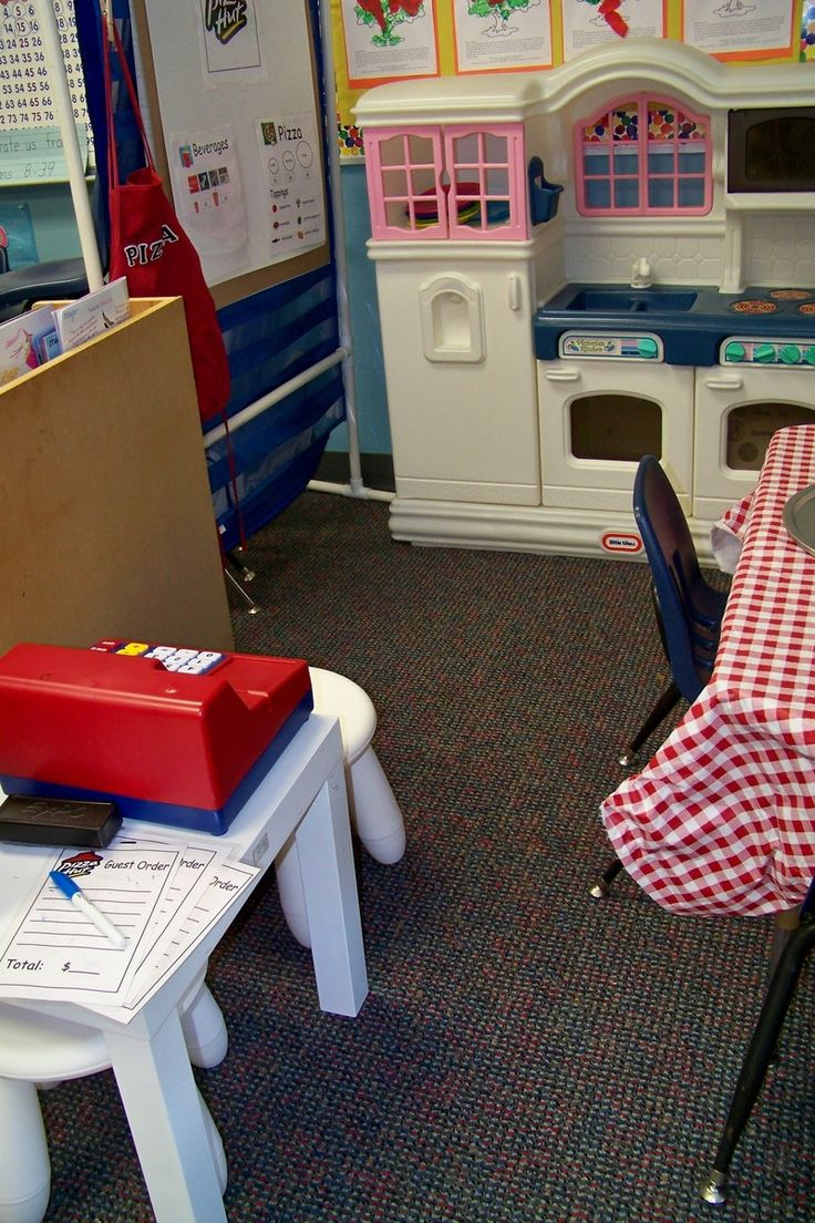 growing in pre k dramatic play