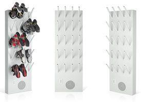 Sèche-botte ideal pour les bottes de ski, l'équipement de sport, les gants et les bottes de travail. | TORRE Sèche-botte