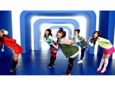 KARA   미니2집 PRETTY GIRL MV #music #asianpop