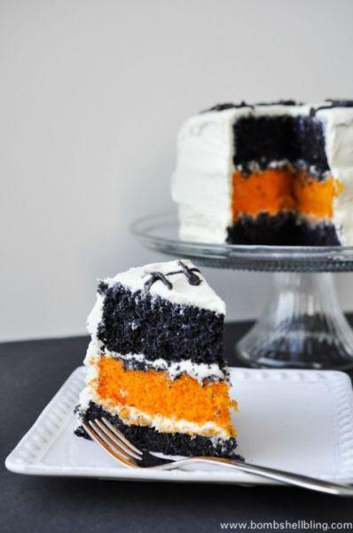 20 Wedding Cakes parfaits pour Halloween ! Image: 4
