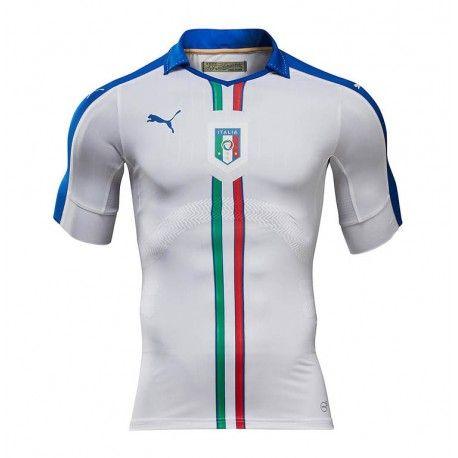 Maillot Italie Euro 2016 Extérieur