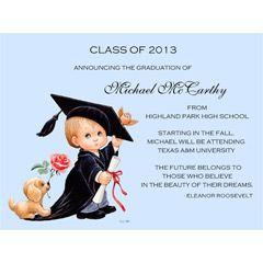 55 best Preschool Kindergarten Graduation Cards images on ...