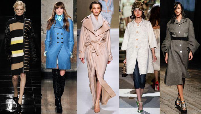 Модные пальто: весна 2014 #burdastyle #burda #мода #fashion