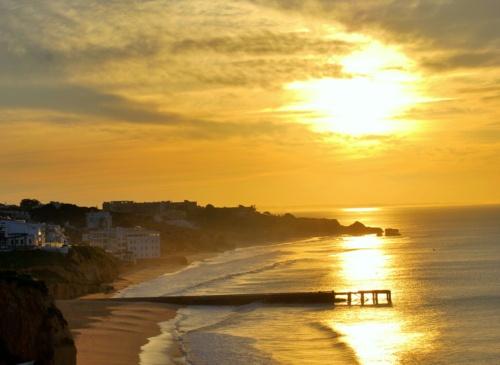 Albuferia, Portugal. Memories with Jessica : ) in 2009