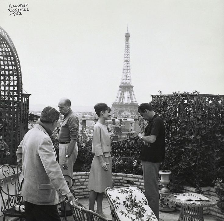 """Paris 1962 """"Audrey"""""""