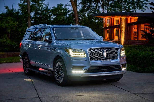 Top 5 Luxury Suvs Luxury Suv Lincoln Navigator Luxury
