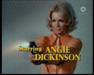 Police Woman starring Angie Dickinson as Sargeant Pepper Anderson ran on NBC from September 13, 1974, to March 29, 1978.
