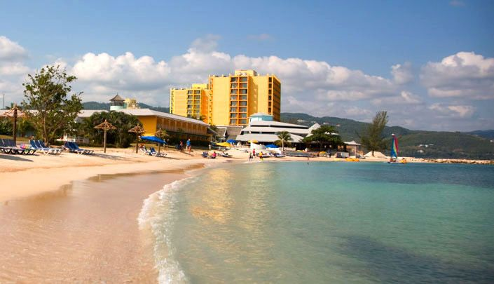 Montego Bay, Jamaica a Very relaxing trip with my hubby.